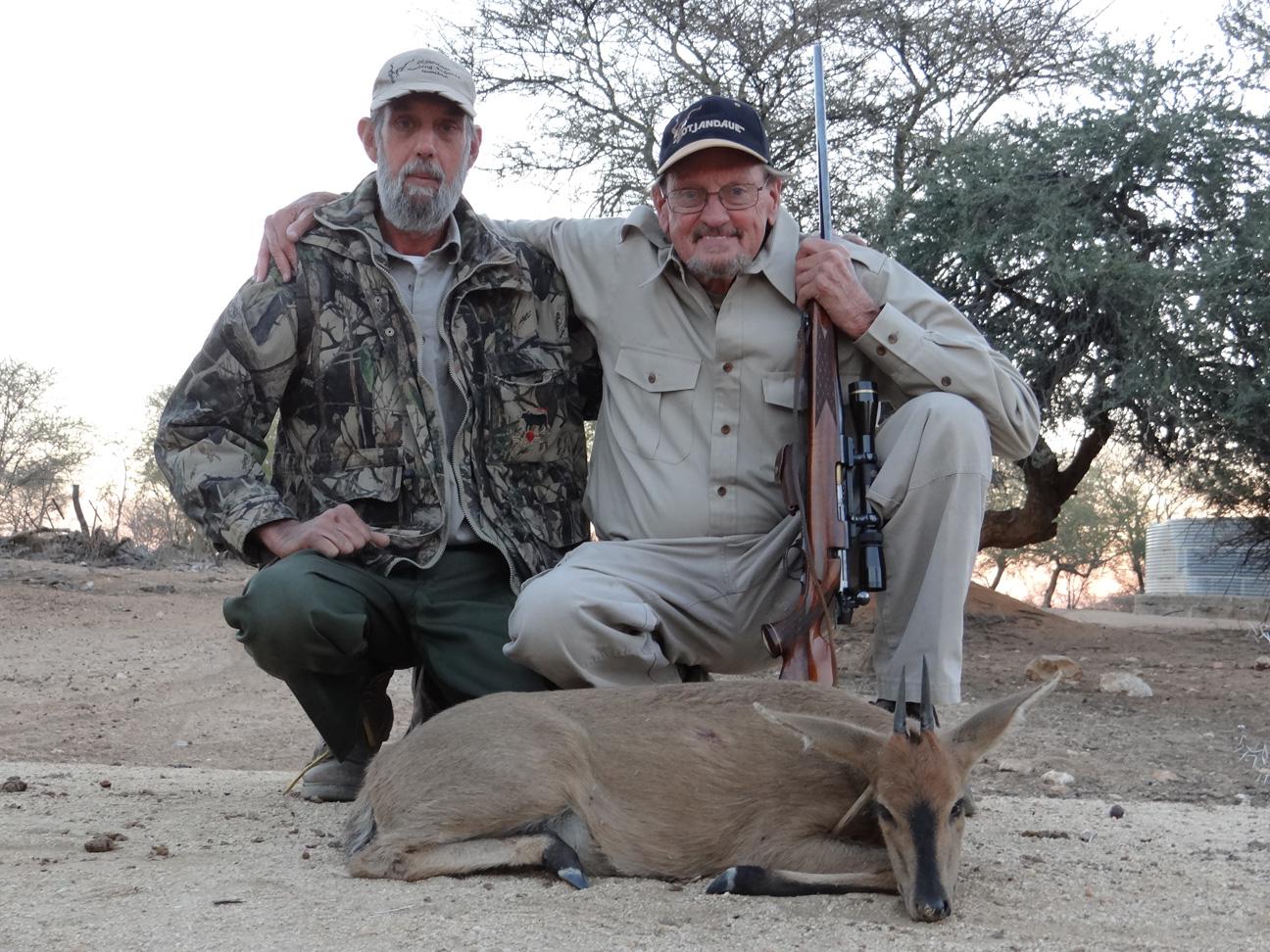 JC Morris - USA Trophy Hunting Namibia