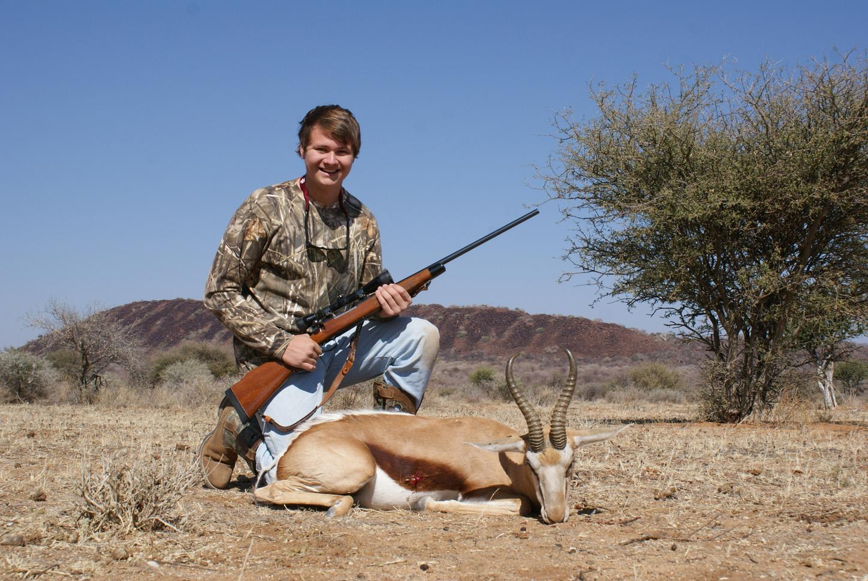 Zane Grey - USA Trophy Hunting Namibia