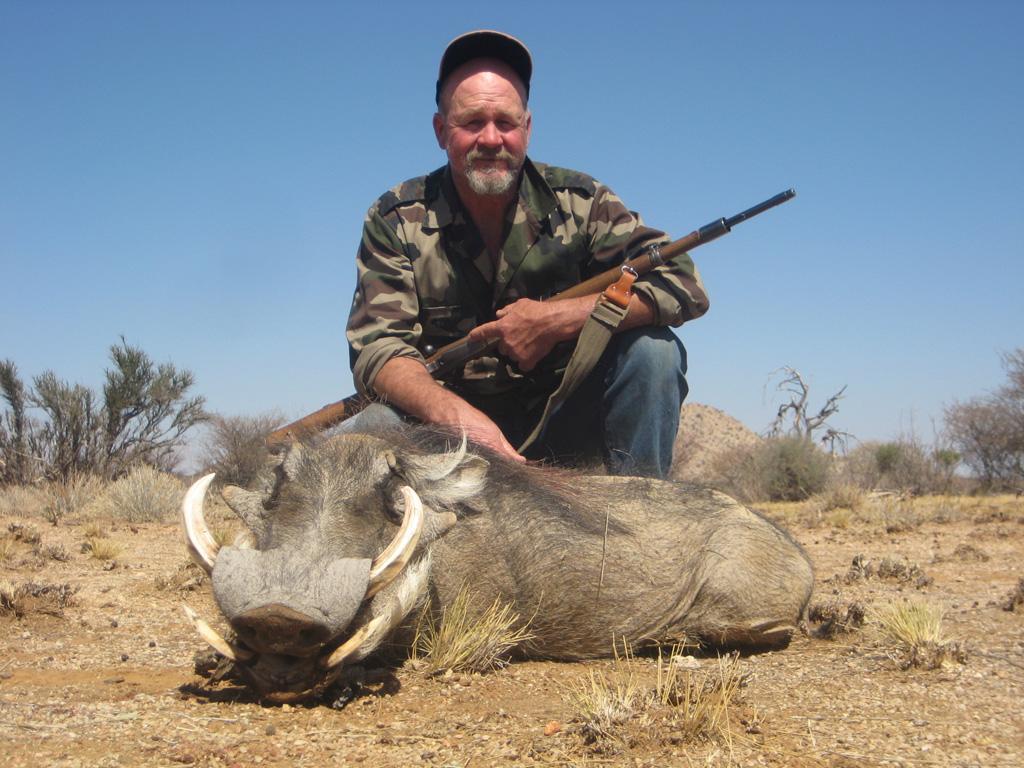 Steven Graetz - Australia Trophy Hunting Namibia