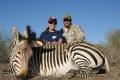 Greg & Stefanie Hutchins - USA Trophy Hunting Namibia