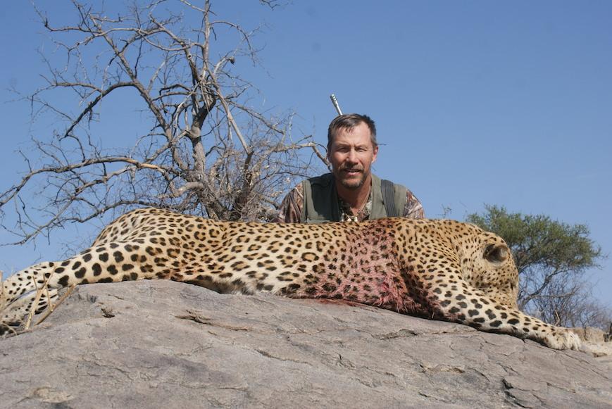 Mark Gabrick - USA Trophy Hunting Namibia