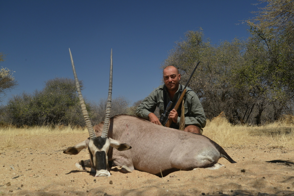 Louis Medina - Canary Islands Trophy Hunting Namibia