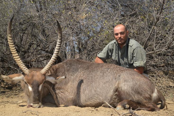 Louis Medina - Canary Islands Trophy Hunting Namibia
