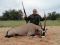 Statty Statev Snr. - Bulgaria Trophy Hunting Namibia