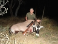 Tom Evans - USA Trophy Hunting Namibia