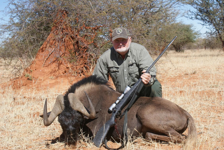 Dave Blankenship - USA Trophy Hunting Namibia