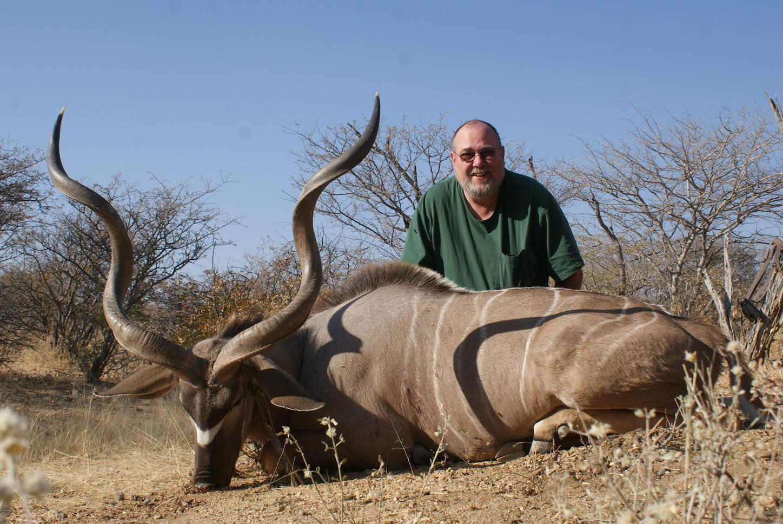 John Allman - USA Trophy Hunting Namibia