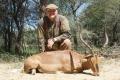 Larry & Clara Leadingham - USA Trophy Hunting Namibia