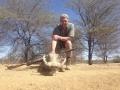 Johnny Mikkelsen - Denmark Trophy Hunting Namibia