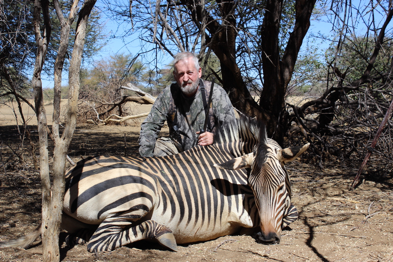 Dave Beers - USA Trophy Hunting Namibia