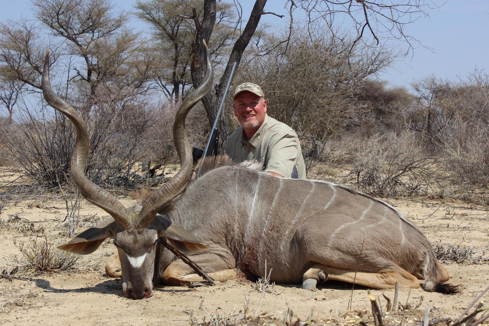 Roy Steele - USA Namibia Trophy Hunting