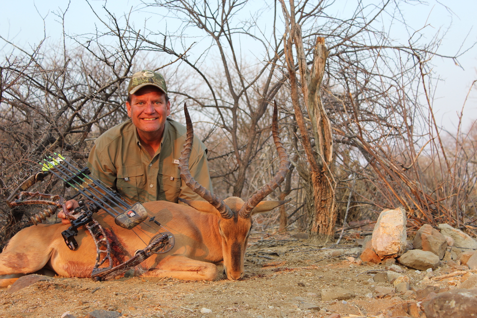 John Brim - USA Namibia Trophy Hunting