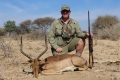 Adam Adkisson - USA Trophy Hunting Namibia