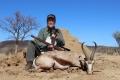 Carol Black - USA Trophy Hunting Namibia