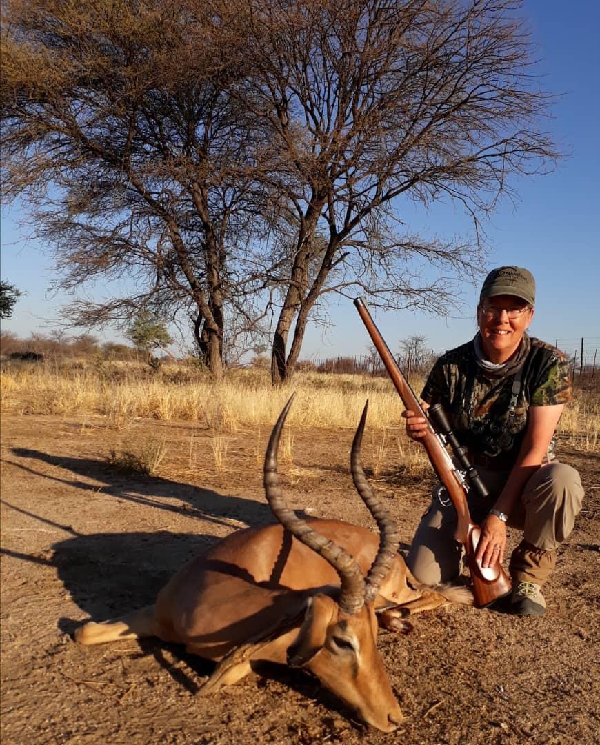 Namibia Bow Hunting