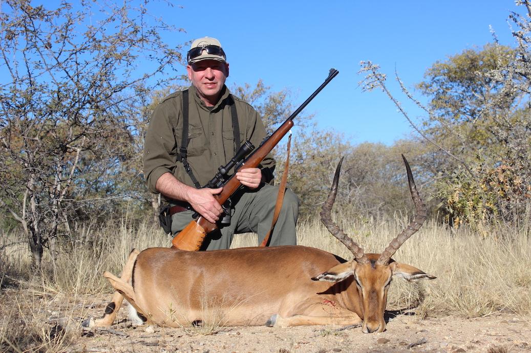 Namibia Hunting Safari