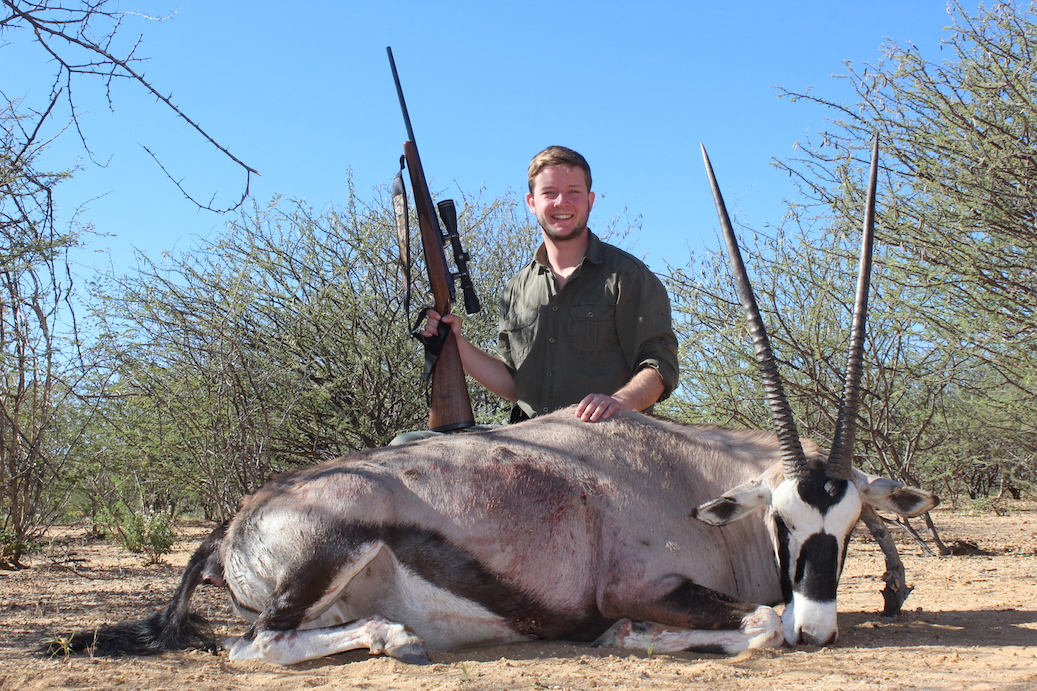Hunting outfitter Namibia