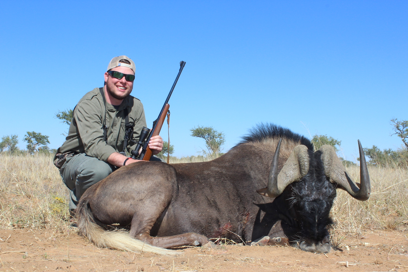 Trophy Hunting Namibia