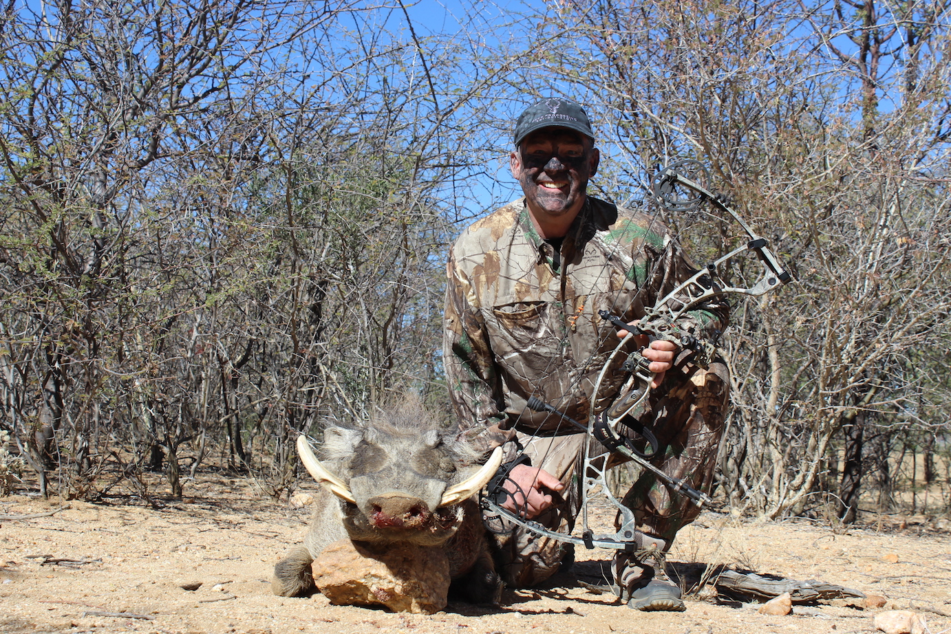 Hunting outfitters namibia