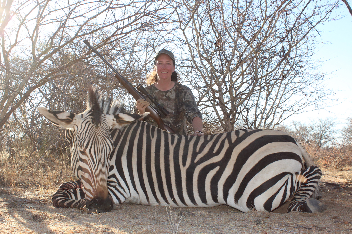 Trophy Hunting Africa