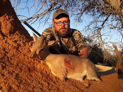 Plains Game Hunting Africa