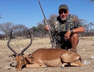 Trophy Hunt Namibia